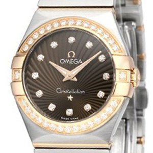 Omega Constellation 123.25.27.60.63.001 - Worldwide Watch Prices Comparison & Watch Search Engine