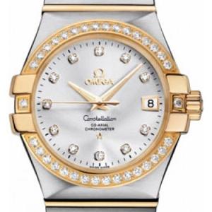 Omega Constellation 123.25.35.20.52.002 - Worldwide Watch Prices Comparison & Watch Search Engine