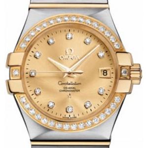 Omega Constellation 123.25.35.20.58.001 - Worldwide Watch Prices Comparison & Watch Search Engine
