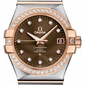 Omega Constellation 123.25.35.20.63.001 - Worldwide Watch Prices Comparison & Watch Search Engine