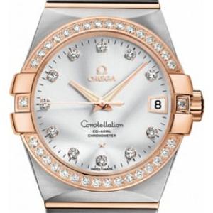Omega Constellation 123.25.38.21.52.001 - Worldwide Watch Prices Comparison & Watch Search Engine