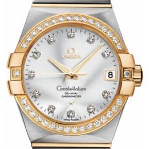 Omega Constellation 123.25.38.21.52.002 - Worldwide Watch Prices Comparison & Watch Search Engine