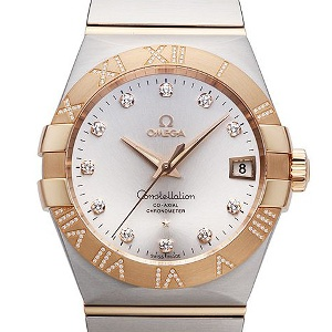 Omega Constellation 123.25.38.21.52.003 - Worldwide Watch Prices Comparison & Watch Search Engine
