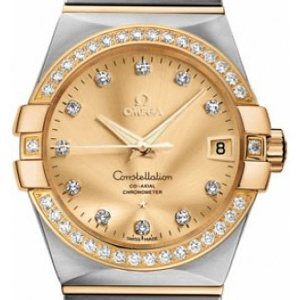 Omega Constellation 123.25.38.21.58.001 - Worldwide Watch Prices Comparison & Watch Search Engine