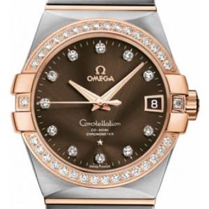 Omega Constellation 123.25.38.21.63.001 - Worldwide Watch Prices Comparison & Watch Search Engine