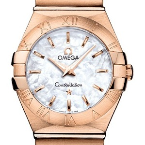 Omega Constellation 123.50.24.60.05.001 - Worldwide Watch Prices Comparison & Watch Search Engine