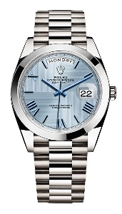 Rolex Day-Date 40 228206 IBQMRP - Worldwide Watch Prices Comparison & Watch Search Engine