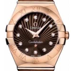 Omega Constellation 123.50.24.60.63.001 - Worldwide Watch Prices Comparison & Watch Search Engine