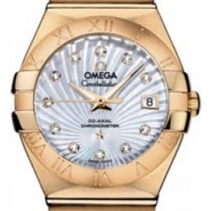 Omega Constellation 123.50.27.20.55.002 - Worldwide Watch Prices Comparison & Watch Search Engine