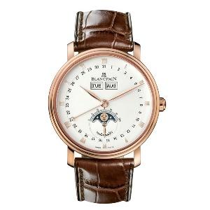 Blancpain Villeret 6263-3642-55B - Worldwide Watch Prices Comparison & Watch Search Engine