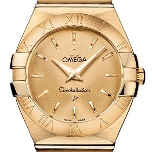 Omega Constellation 123.50.27.60.08.001 - Worldwide Watch Prices Comparison & Watch Search Engine