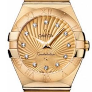 Omega Constellation 123.50.27.60.58.001 - Worldwide Watch Prices Comparison & Watch Search Engine