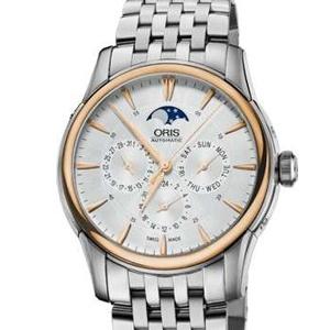 Oris Artelier 01 582 7689 6351-07 8 21 77 - Worldwide Watch Prices Comparison & Watch Search Engine