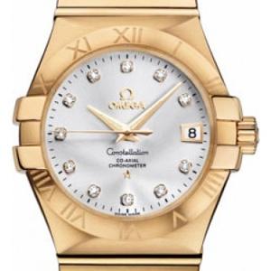 Omega Constellation 123.50.35.20.52.002 - Worldwide Watch Prices Comparison & Watch Search Engine