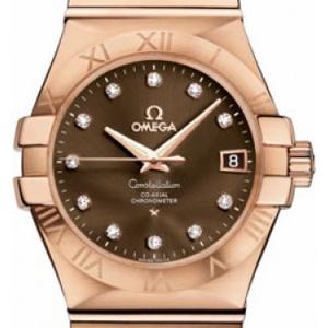 Omega Constellation 123.50.35.20.63.001 - Worldwide Watch Prices Comparison & Watch Search Engine