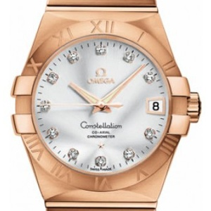 Omega Constellation 123.50.38.21.52.001 - Worldwide Watch Prices Comparison & Watch Search Engine