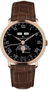 Blancpain Villeret 6639-3637-55B - Worldwide Watch Prices Comparison & Watch Search Engine