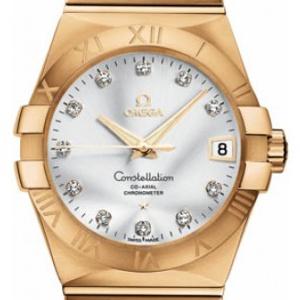 Omega Constellation 123.50.38.21.52.002 - Worldwide Watch Prices Comparison & Watch Search Engine