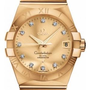 Omega Constellation 123.50.38.21.58.001 - Worldwide Watch Prices Comparison & Watch Search Engine