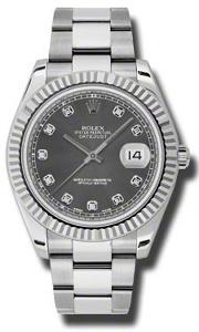 Rolex Datejust II 116334RDO - Worldwide Watch Prices Comparison & Watch Search Engine