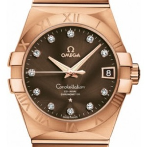 Omega Constellation 123.50.38.21.63.001 - Worldwide Watch Prices Comparison & Watch Search Engine
