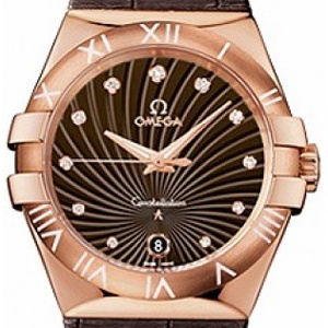 Omega Constellation 123.53.35.60.63.001 - Worldwide Watch Prices Comparison & Watch Search Engine