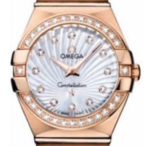 Omega Constellation 123.55.24.60.55.001 - Worldwide Watch Prices Comparison & Watch Search Engine
