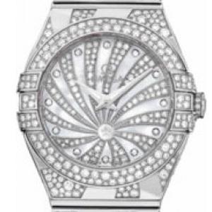 Omega Constellation 123.55.24.60.55.012 - Worldwide Watch Prices Comparison & Watch Search Engine