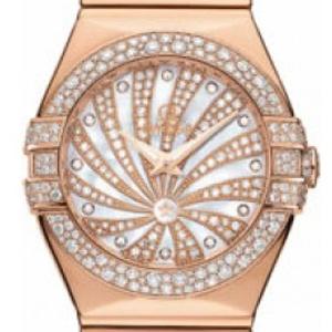 Omega Constellation 123.55.24.60.55.013 - Worldwide Watch Prices Comparison & Watch Search Engine