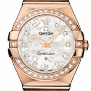 Omega Constellation 123.55.24.60.55.015 - Worldwide Watch Prices Comparison & Watch Search Engine