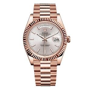 Rolex Day-Date 40 228235SNSP - Worldwide Watch Prices Comparison & Watch Search Engine