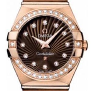 Omega Constellation 123.55.24.60.63.001 - Worldwide Watch Prices Comparison & Watch Search Engine