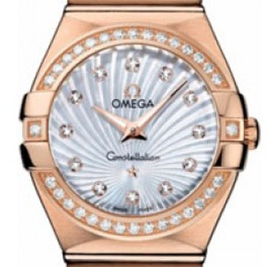 Omega Constellation 123.55.27.60.55.001 - Worldwide Watch Prices Comparison & Watch Search Engine