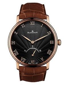 Blancpain Villeret 6653-3630-55B - Worldwide Watch Prices Comparison & Watch Search Engine