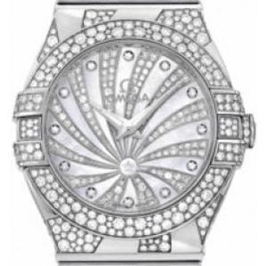 Omega Constellation 123.55.27.60.55.012 - Worldwide Watch Prices Comparison & Watch Search Engine