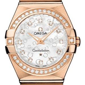 Omega Constellation 123.55.27.60.55.015 - Worldwide Watch Prices Comparison & Watch Search Engine