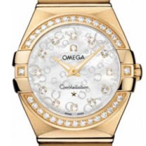 Omega Constellation 123.55.27.60.55.016 - Worldwide Watch Prices Comparison & Watch Search Engine
