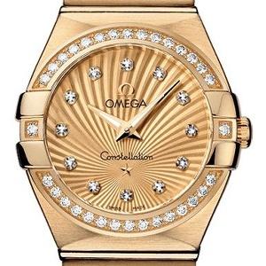 Omega Constellation 123.55.27.60.58.001 - Worldwide Watch Prices Comparison & Watch Search Engine