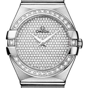 Omega Constellation 123.55.27.60.99.001 - Worldwide Watch Prices Comparison & Watch Search Engine