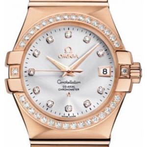 Omega Constellation 123.55.35.20.52.001 - Worldwide Watch Prices Comparison & Watch Search Engine