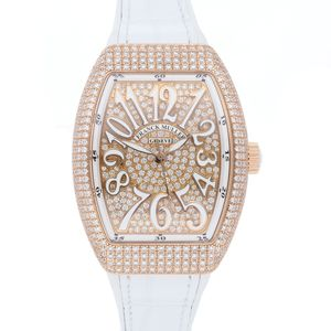 Franck Muller Vanguard 35 V SC AT 5N FO D CD BC - Worldwide Watch Prices Comparison & Watch Search Engine