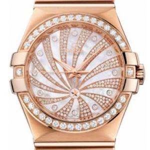 Omega Constellation 123.55.35.20.55.002 - Worldwide Watch Prices Comparison & Watch Search Engine
