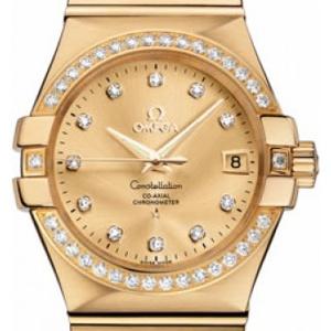 Omega Constellation 123.55.35.20.58.001 - Worldwide Watch Prices Comparison & Watch Search Engine