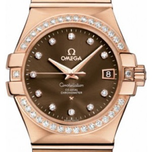 Omega Constellation 123.55.35.20.63.001 - Worldwide Watch Prices Comparison & Watch Search Engine