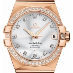 Omega Constellation 123.55.38.21.52.001 - Worldwide Watch Prices Comparison & Watch Search Engine
