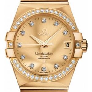 Omega Constellation 123.55.38.21.58.001 - Worldwide Watch Prices Comparison & Watch Search Engine