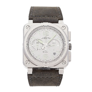 Bell & Ross Br03-94 BR0394-GR-ST/SCA - Worldwide Watch Prices Comparison & Watch Search Engine