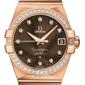 Omega Constellation 123.55.38.21.63.001 - Worldwide Watch Prices Comparison & Watch Search Engine