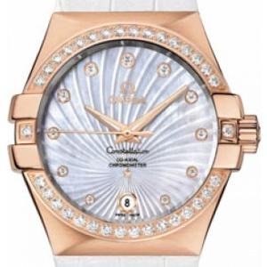 Omega Constellation 123.58.35.20.55.003 - Worldwide Watch Prices Comparison & Watch Search Engine