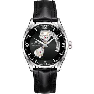 Hamilton Jazzmaster Open Heart H32705731 - Worldwide Watch Prices Comparison & Watch Search Engine